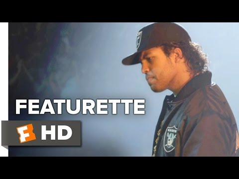 Straight Outta Compton Featurette - A Look Inside (2015) - NWA Biography HD
