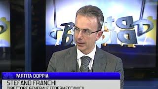 Partita Doppia - Intervista al Direttore Generale Federmeccanica Stefano Franchi