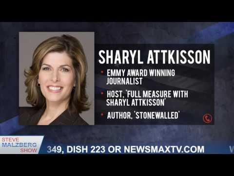 Malzberg   Attkisson: I Saw Ex-Media Bureau Chief Urge Journalists To Defeat Trump
