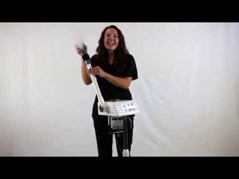 Facial Steamer Demo - Spa Luxe 300A Digital Steamer
