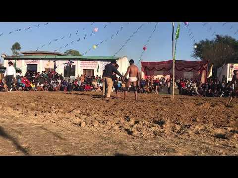 Kala Bhatwan Vs Amir Khan Jammu || Akhada  Chak Madho Singh Pathankot  (Pagoli)|| 15/12/2018