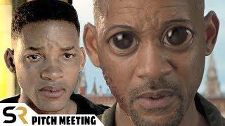 Gemini Man Pitch Meeting