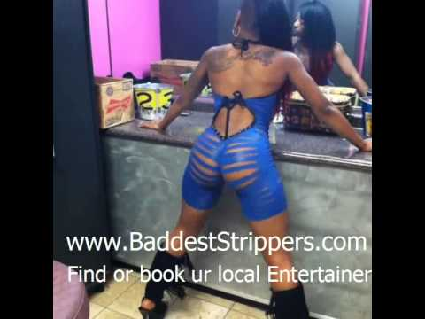 Black Strippers Shaking Ass