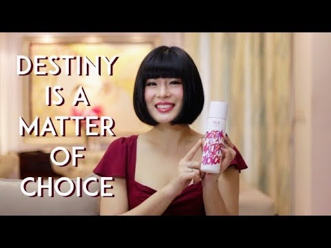 Destiny Is A Matter Of Choice - Happiness Vlog