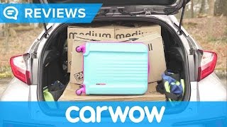 Toyota C-HR SUV 2017 practicality review | Mat Watson Reviews