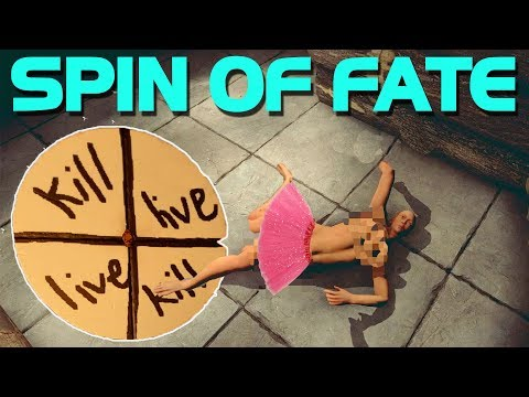 The SPIN of FATE - Rust