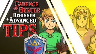 Cadence of Hyrule: 10 BEGINNER + ADVANCED TIPS   Faster Travel, Vital Upgrades, Infusion, and More