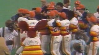 1981 NLDS Gm2: Walling walks off Astros in 11th