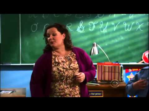Mike and Molly - Shut up Scene - Episode 1