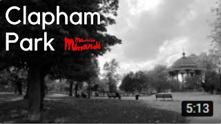 'CLAPHAM PARK' (Official Video) by Maurizio Minardi