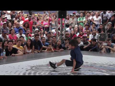 Criollo Style Battle Pro Semi-Final BABY 1 vs 1 Lil E VS Winrock  2018