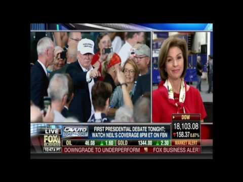 RNC Hispanic Communications Director Helen Aguirre-Ferre On FBN