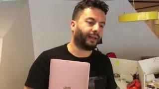 Yeni MacBook Kutudan Çıkıyor - Rose Gold Erkeği Bozar mı?