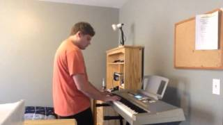 Nightmare on Elm Street Theme Song-Piano