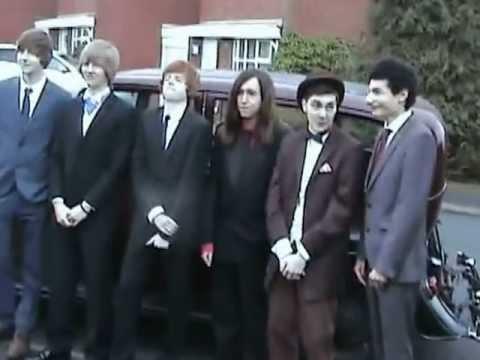 Earls Prom - vintage rolls royce - YouTube