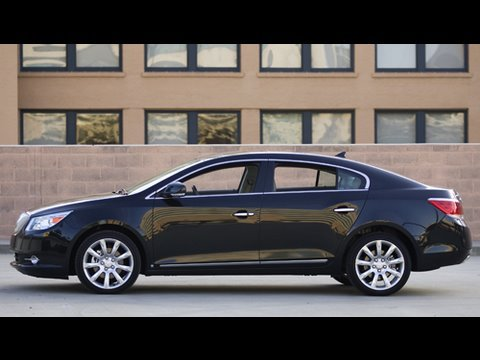 buick lacrosse cxs 2010 youtube. Black Bedroom Furniture Sets. Home Design Ideas