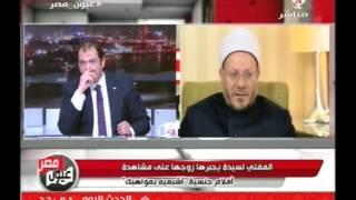 فيديو ـ حاتم نعمان: الإسلام أكبر من أسئلة الجنس