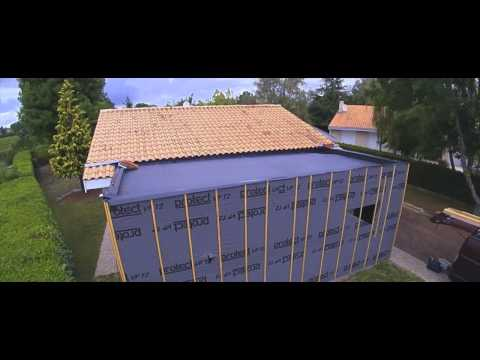 Agrandissement extension de maison par cube in life youtube for Agrandissement maison jardin