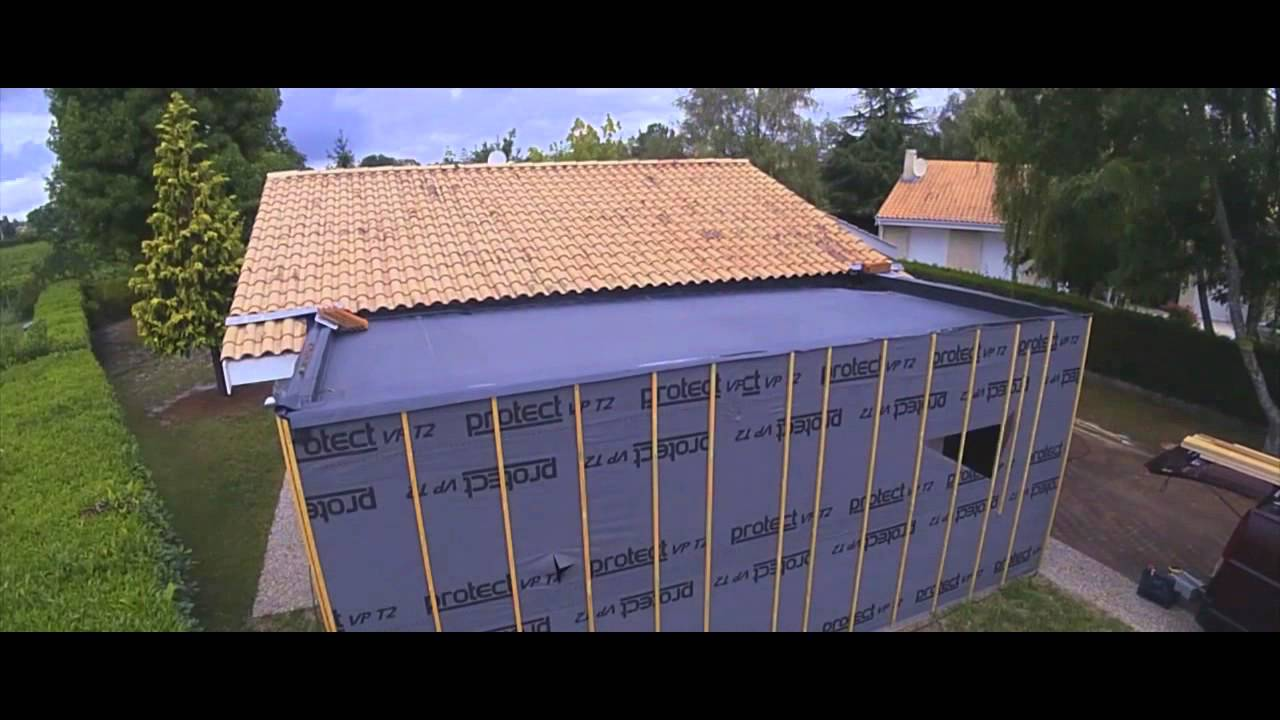 Agrandissement Extension De Maison Par Cube In Life Youtube