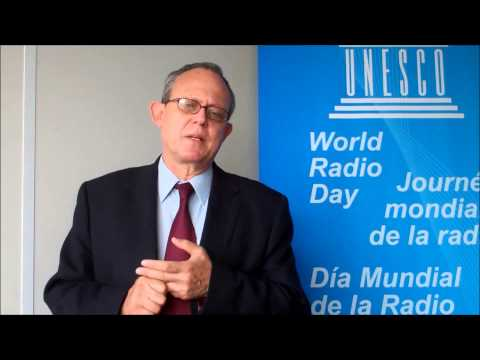 Frank La Rue on World Radio Day
