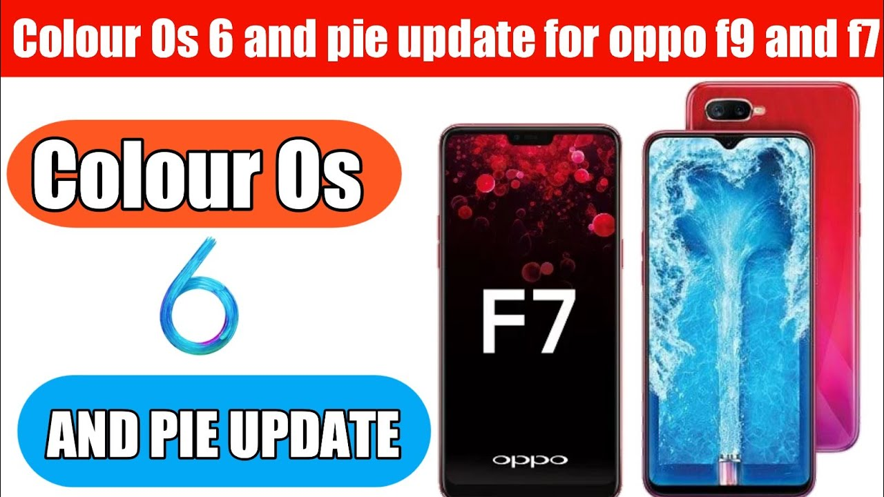 ColorOS 6 0 and pie update in Oppo F7 and f9 pro | Pie based ColorOS 6 0  New features