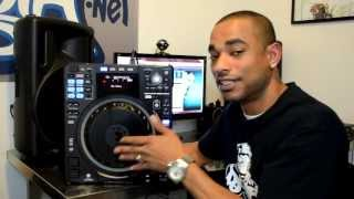 Denon DJ SC2900 Mutli-Media Player HD-Video Review (DJbooth.net)