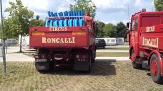 Circus Roncalli Salzburg 2014