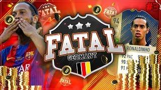 FIFA 18: F8TAL RONALDINHO #03 - 1.000.000 Coins JACKPOT!
