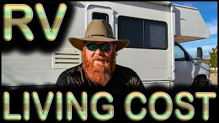 RV Park Living Cost and RV Living 6 Month Update
