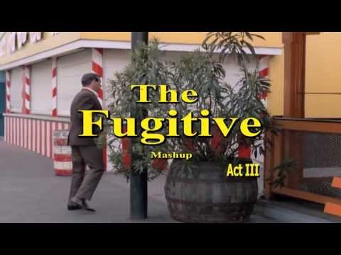 "Classic TV Fan Mashup The Fugitive ""The Judgement"" Act Three Series Finale Pacific Ocean Park"