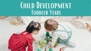 Child Development 101  Toddlers