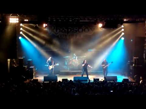 Rhapsody Of Fire - Land of immortals [live]