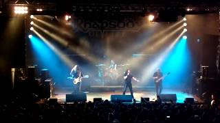 Download Rhapsody Of Fire - Land of immortals [live] MP3 song and Music Video