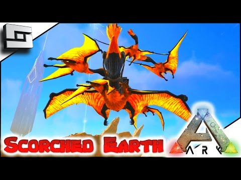 MODDED ARK: Scorched Earth - THE NEXUS QUETZAL! E32 ( Ark Survival Evolved Gameplay )