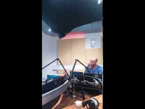 Marcia van Middag aan de Maas in gesprek met Fabian Touw Radio Rijnmond