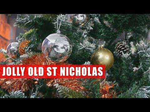Jolly Old St Nicholas || Kolęda po angielsku