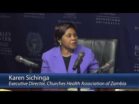 Karen Sichinga on HIV Prevention Strategies in Zambia