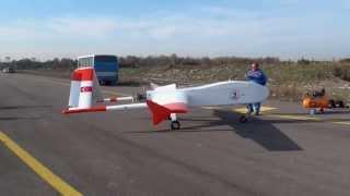 İnsansız Hava Aracı (İHA) İlk Uçuş - 2014