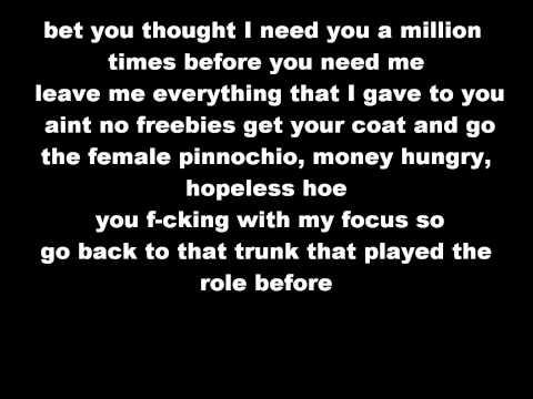 Lloyd Banks ft Eminem Where I'm At W Lyrics