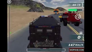 Highway Squad | Mission 13-18 | Car Games Online Free Driving Games To Play | Best Kid Games
