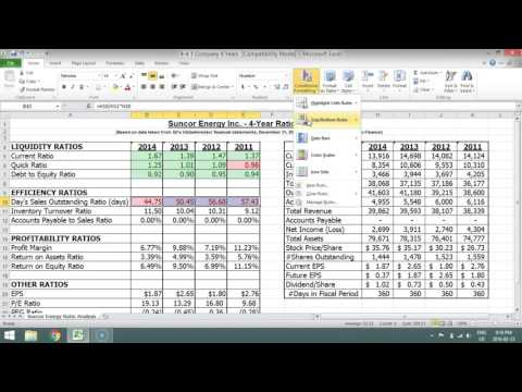 Excel 2013 Statistical Analysis #5 Data Categorical, Quantitative, Nominal, Ordinal, Interval, Ratioиз YouTube · Длительность: 20 мин17 с