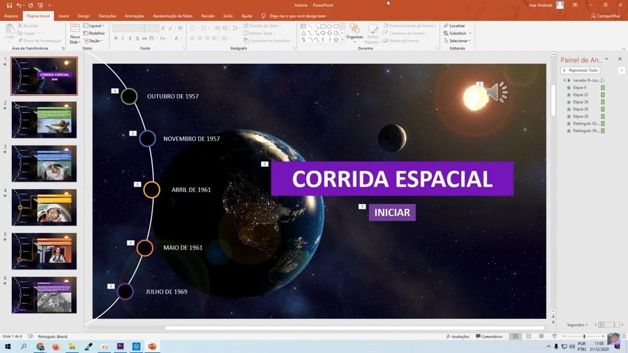 como salvar apresentação do PowerPoint em vídeo (todas as versões)