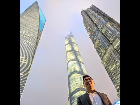 Tallest Buildings in Asia │ Shanghai Tower │ SWFC │ Jin Mao Tower