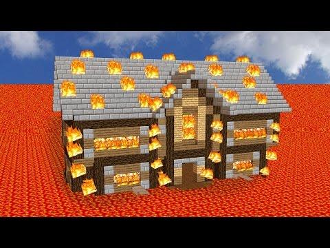 minecraft fallen bauen 16 fallt r 2 0 funnydog tv. Black Bedroom Furniture Sets. Home Design Ideas
