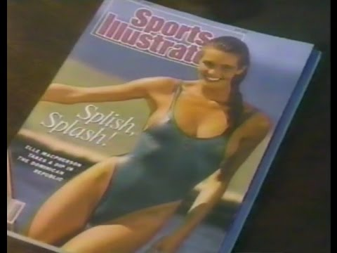 1988 SPORTS ILLUSTRATED Magazine commercial