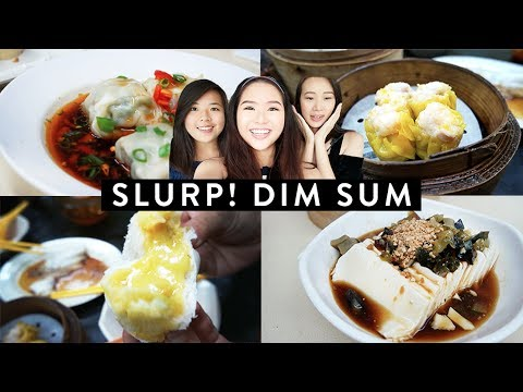 $28 Dim Sum vs $40 Dim Sum (Worth it Parody) | SLURP! Ep. 4 ☼