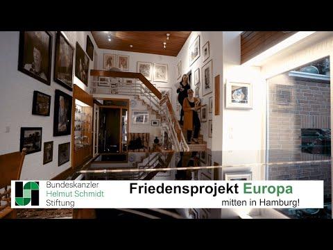 Friedensprojekt Europa - mitten in Hamburg!