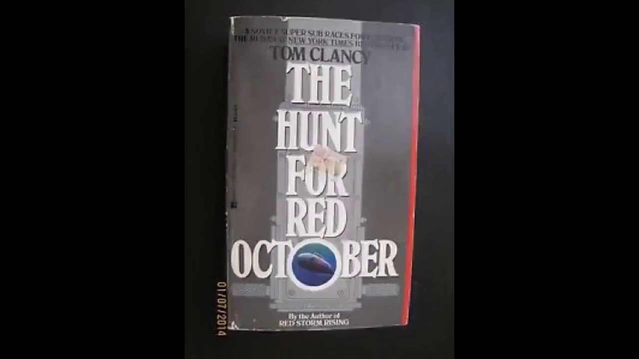 The Hunt for Red October by Tom Clancy Audiobook