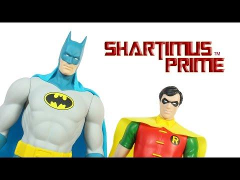 Kotobukiya DC Super Powers Batman and Robin Classic ArtFX+ 1:10 Scale Action Figure Statue Review