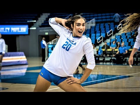 Jamie Robbins Beautiful Volleyball Player   CRAZY GIRL   UCLA   Women's Volleyball